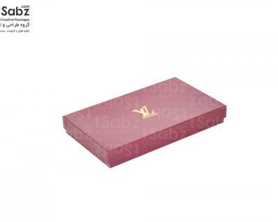 جعبه درب دار مقوایی کد TI.245.145.35.D30